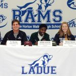 LHWHS Athletes Sign Letters of Intent-Feb. 7