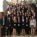 Record 19 Ladue DECA Students Qualify for the International Competition