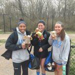 Girls Varsity Soccer beats Villa Duchesne and Oak Hill School 1 – 0