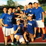 LHWHS Boys Tennis Wins Districts!