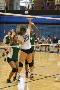 JV Volleyball Game – Aug. 28