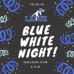 BLUE WHITE NIGHT!