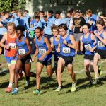 Boys XC – Suburban Conference Results