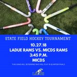 Field Hockey State Tournament