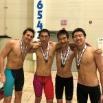 Boys Swimming & Diving Team Finishes 13th at Boys Class 1 MSHSAA State Championships