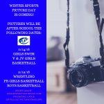 Winter Sports Picture Day-Nov. 14 & Nov. 19