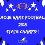 First State Football Championship in School History!!