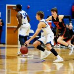 LHWHS Boys Varsity Basketball vs Webster-Jan. 22