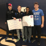 Rams Qualify 4 Wrestlers to the State Tournament