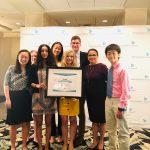 Junior Humanitarian of the Year Award!