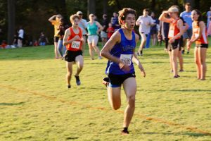 Boys XC – Webster Invitational
