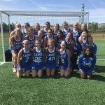 JV field hockey wins 5-0 over Lake Forest Academy on our trip to Chicago