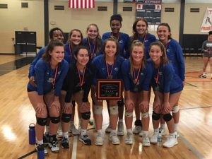 First Place – Ritenour Invitational! 2019