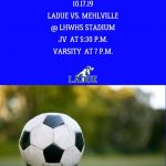 LHWHS Soccer Senior Night-Oct. 17
