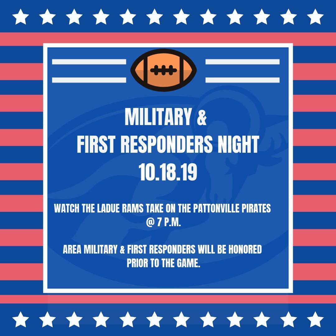 Ladue Rams vs. Pattonville Pirates-Oct. 18