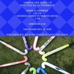 LHWHS TO HOST ROUND 1 OF STATE FIELD HOCKEY TOURNAMENT