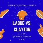 Football Districts-Game 1