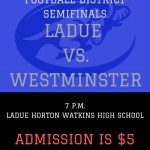 District Football-Game 2