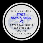 BOYS & GIRLS XC ADVANCE TO STATE!