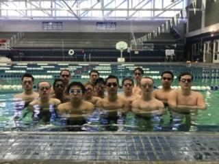LHWHS Boys Swim Head to State!