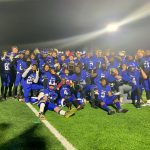 Football Wins District Title