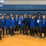 Rams Wrestlers Finish in 2nd Place at John Burroughs Tournament