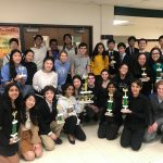 Speech and Debate Novices Shine in Final Novice Tournament