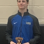 100th WIN – Jake Mann Becomes 10th Ladue Wrestler to Earn 100 Career Wins