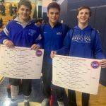 Ladue Wrestling Qualifies 3 to State with 2 District Champs