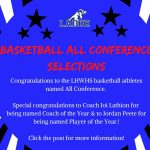 Basketball All Conference Named