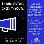 Ladue Cheer Application Deadline Extended to May 6th!