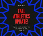 Fall MSHSAA Athletics and Activities Update-Aug. 18