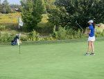 Girls Varsity Golf beats Kirkwood 153 – 172