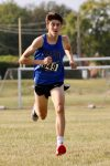 Smock, Krasnoff Lead Boys XC to Win