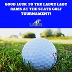 LHWHS at State Golf Tournament-Update!