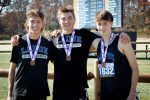 Smock, Krasnoff, and Martin named St. Louis All-Metro XC