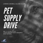 CARE-Animal Allies Donation Drive 12/11