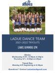 LHWHS Dance Team 2021-2022 Tryouts