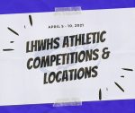 LHWHS Athletic Contests April 5 -10