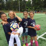What a fun 4th Annual Girls Soccer Summer Camp!