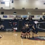 King's Way Varsity Volleyball takes the win against Hoquiam
