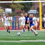 Girls Middle School Soccer falls to View Ridge MS- 1 5 – 1