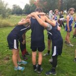 King's Way Cross Country takes to Vancouver Lake Park