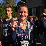 Knights Cross Country takes to Districts