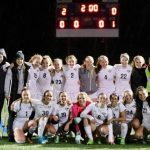 King's Way Christian soccer team notches first win at state! The Columbian