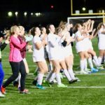 Terrific season for our Varsity Girls Soccer team