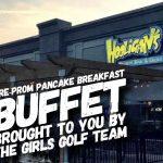 Support your Girls Golf Team get breakfast at Hooligans!