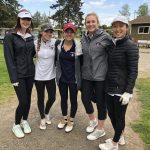 Girls Varsity Golf falls to Montesano 233 – 180