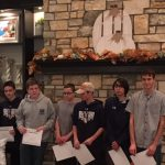 High School Cross Country takes 2nd in the state for highest academia GPA
