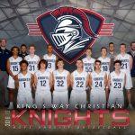 Varsity Boys Basketball Heading to State!